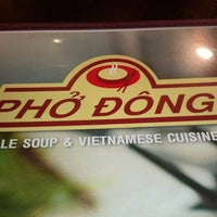 Photo taken at Pho Dong by Gail S. on 6/9/2012