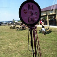 Photo taken at 3 Brothers Winery by Kim T. on 7/14/2012