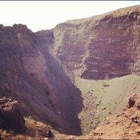 Photo taken at Mount Vesuvius by Anna N. on 6/26/2012