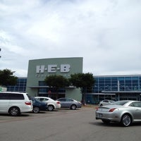 Photo taken at H-E-B by Ernest on 6/19/2012