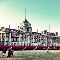 Photo taken at Horse Guards Parade by Dan S. on 5/27/2012