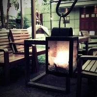 Photo taken at Baan Tak-R-Kad by Worapord S. on 4/6/2012