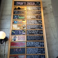 Foto tirada no(a) 21st Amendment Brewery & Restaurant por Joe P. em 7/10/2012