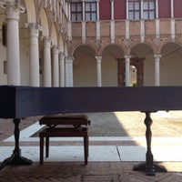 Photo taken at Museo Archeologico Nazionale by Emanuele B. on 6/19/2012