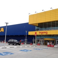 Photo taken at IKEA by Dirk K. on 8/2/2012
