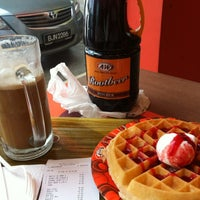 Photo taken at A&W by T.y L. on 2/27/2012
