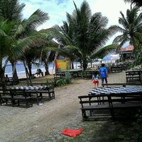 Photo taken at Kemala Beach & Resto by Dul on 8/19/2012