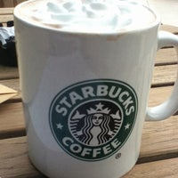 Photo taken at Starbucks by Marky R. on 3/3/2012