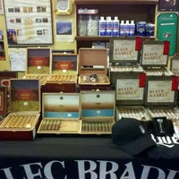 Photo taken at Cigar Exchange by Christopher on 5/24/2012