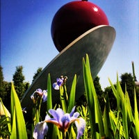 Photo taken at Minneapolis Sculpture Garden by Derek G. on 6/10/2012