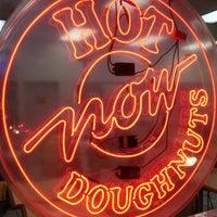 Photo taken at Krispy Kreme Doughnuts by Alex M. on 6/24/2012