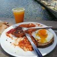 Photo taken at Pavilion Cafe by Helena C. on 6/23/2012
