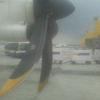 Photo taken at Jet Airways Checkin by Vishal T. on 8/21/2012