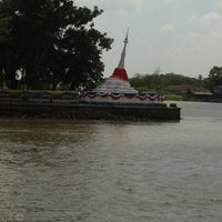 Photo taken at Ko Kret by totoh b. on 7/21/2012