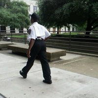 Photo taken at Guilford County Courthouse by Gea M. on 5/15/2012