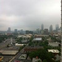 Photo taken at Meliá Atlanta by Priscilla E. on 4/21/2012