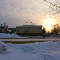 Photo taken at ОАО Воткинский Завод by Boris L. on 5/1/2012