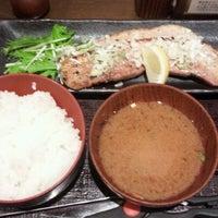 Photo taken at 白銀屋 by Masanori T. on 8/11/2012