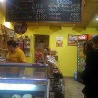 Photo taken at Cafe Parés by Michelle L. on 7/31/2012