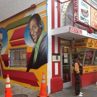 Photo taken at Ben's Chili Bowl by Marc B. on 8/26/2012