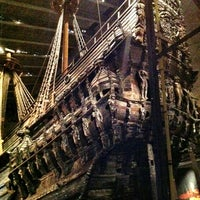 Photo taken at The Vasa Museum by Layers M. on 8/19/2012