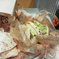 Photo taken at Chipotle Mexican Grill by Francisco M. on 4/29/2012