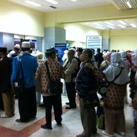 Photo taken at Passport Control / Immigration Inspection by intan y. on 2/28/2012