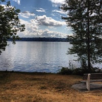 Photo prise au Seward Park Loop par M. E. le8/24/2012