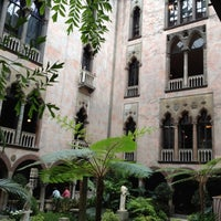 Photo taken at Isabella Stewart Gardner Museum by Ekaterina S. on 5/3/2012