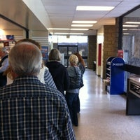 Photo taken at US Post Office by Kip M. on 3/30/2012