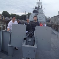 Photo taken at USS Cassin Young by Andrej S. on 8/18/2012