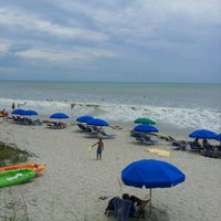 Photo taken at DoubleTree Suites by Hilton Hotel Melbourne Beach Oceanfront by Daniel A. on 5/27/2012