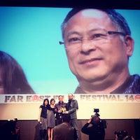 Photo taken at Far East Film Festival 14 (2012) by Dennis V. on 4/22/2012
