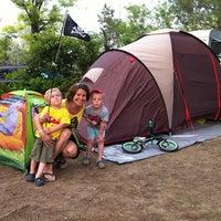 Photo taken at Camping Capalonga by Klaus H. on 6/7/2012