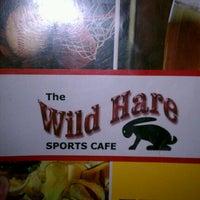 Wild Hare Sports Cafe Menu