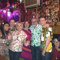 Photo taken at Saint Bar & Lounge by Jeanne V. on 7/4/2012