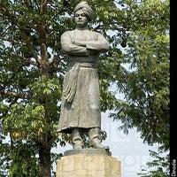 Photo taken at Swami Vivekananda Monument by Master M. on 7/30/2012