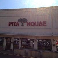 Photo taken at Pita House Restaurant by Jason C. on 4/18/2012