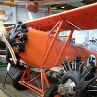 Photo taken at Suomen Ilmailumuseo / Finnish Aviation Museum by Dmitry C. on 8/12/2012