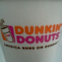 Photo taken at Dunkin Donuts by Thom F. on 6/6/2012