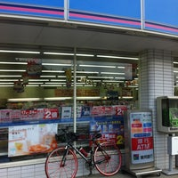 Photo taken at ローソン いわき上遠野店 by Satoru N. on 4/4/2012