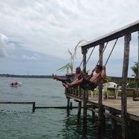 Photo taken at Aqua Lounge by christina l. on 8/11/2012