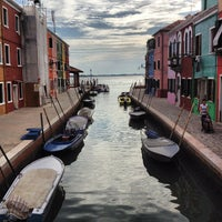 Photo taken at Trattoria Al Gatto Nero da Ruggero by Alex J. on 9/12/2012