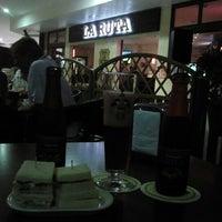 Photo taken at La ruta by Samuel P. on 8/4/2012