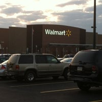 Photo taken at Walmart Supercenter by Heather on 2/27/2012