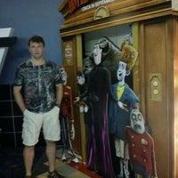 Photo taken at Regal Cinemas Hadley Theatre 16 by Vladimir K. on 8/1/2012