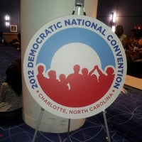 Photo taken at 2012 Democratic National Convention | #DNC2012 by Vanessa F. on 9/7/2012