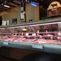 Photo taken at Mastro Meat Market by Bimz J. on 9/3/2012