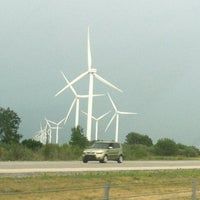 Photo taken at Meadow Lake Wind Farm by Kate_the_Great on 7/1/2012