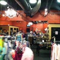 Photo taken at Apricot Lane Boutique by Rob Z. on 2/23/2012